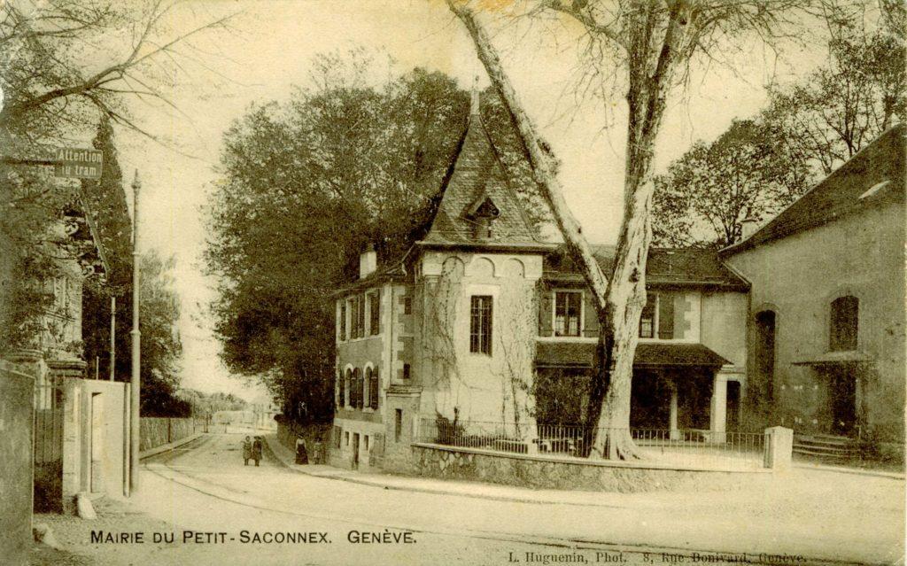 Mairie du Petit Saconnex